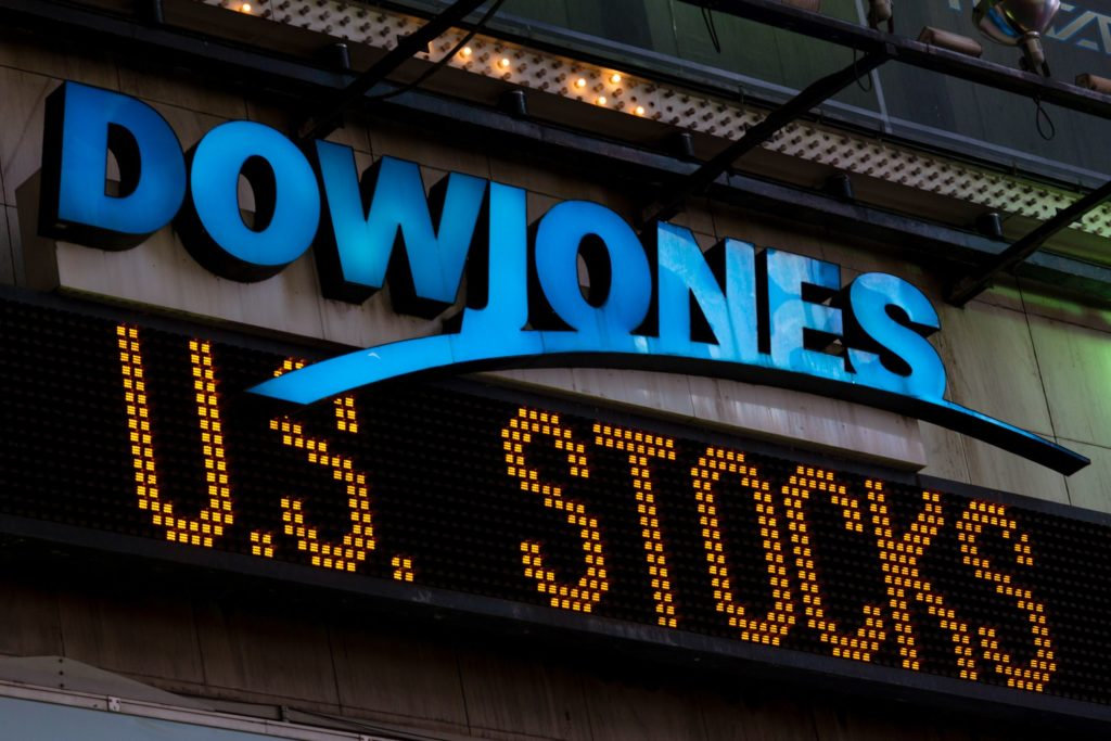 After The Dow Closed At A Record Level, US Stock Futures Were Mixed