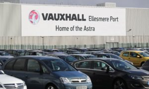 Talks to secure Vauxhall Ellesmere port plant carry on.