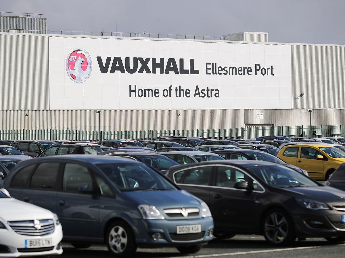 Talks to secure Vauxhall Ellesmere port plant carry on.