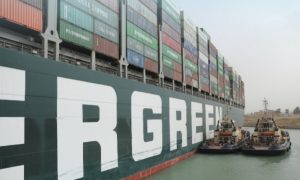 Global Trade Takes Major Hit As Attempts To Free Ever Given Continue