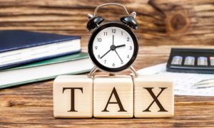 More Than One Million People Are Set To Start Paying Income Tax In The Next Five Years In The UK.
