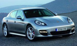 Porsche Plans A Big Green Push