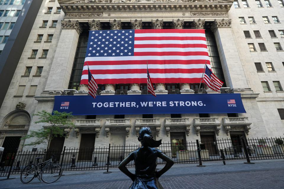 Stocks Hold Flat On Monday After Last Week Rally.