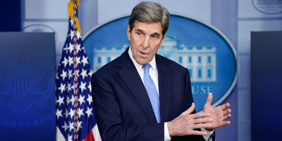 Climate Crisis Not For One Single Country To Solve: John Kerry US Climate Envoy