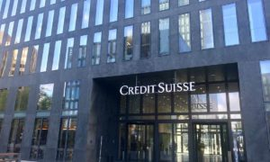 Credit Suisse Reports Net Q1 Loss Of 252 Million Swiss Francs ($275 Million)