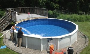 Demand For Rented Swimming Pools Surges In Pandemic