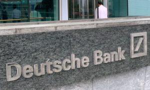 Deutsche Bank Reports 908 Million Euro Q1 Profit