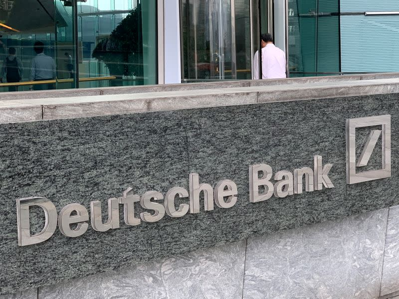 Deutsche Bank Reports 908 Million Euro Q1 Profit